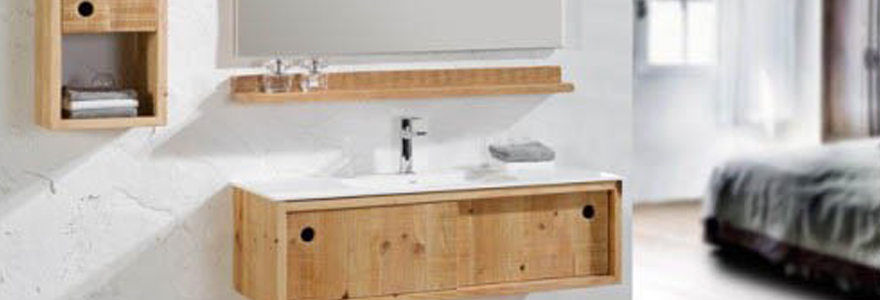 meubles avec vasque